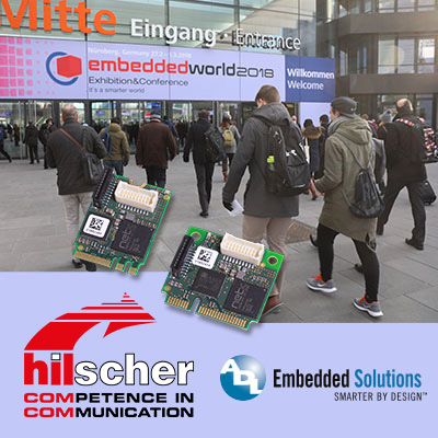 Expansion / Peripheral NEWS! M 2 and mPCIe: EtherCAT, EtherNet/IP